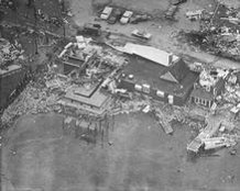 Aerial of Damage